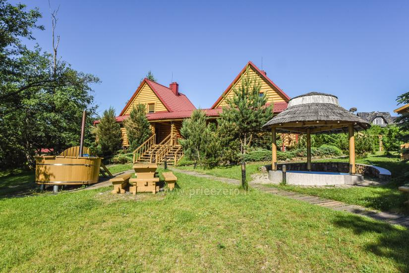 Homestead Vilnoja with a sauna, hot tub, Jacuzzi - 27