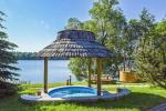 Homestead Vilnoja with a sauna, hot tub, Jacuzzi - 6