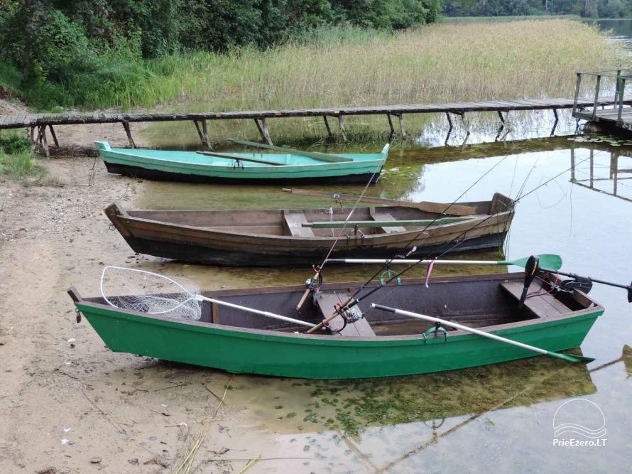Countryside tourism at lake Ciciris - 9
