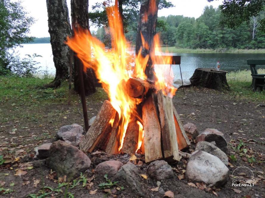 Countryside tourism at lake Ciciris - 13