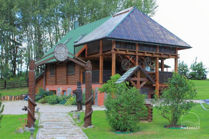 Homestead Šilas in Poland - 1