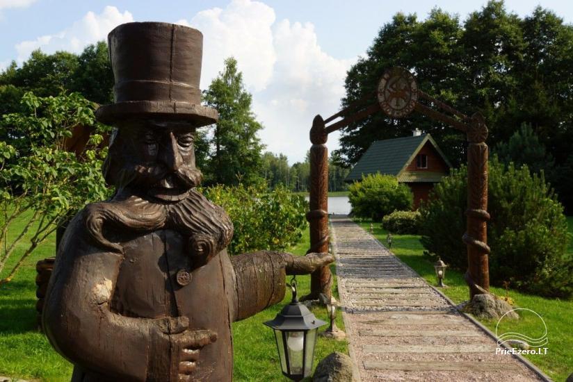 Homestead Šilas in Poland - 4