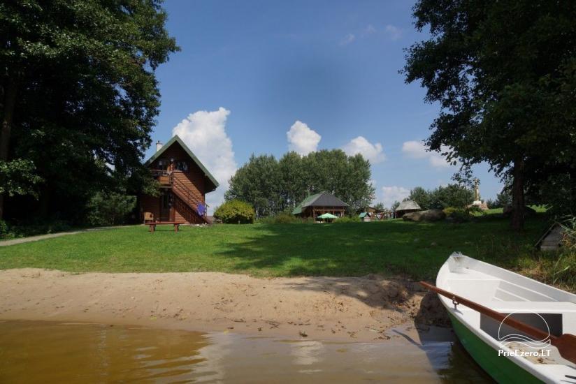 Homestead Šilas in Poland - 9