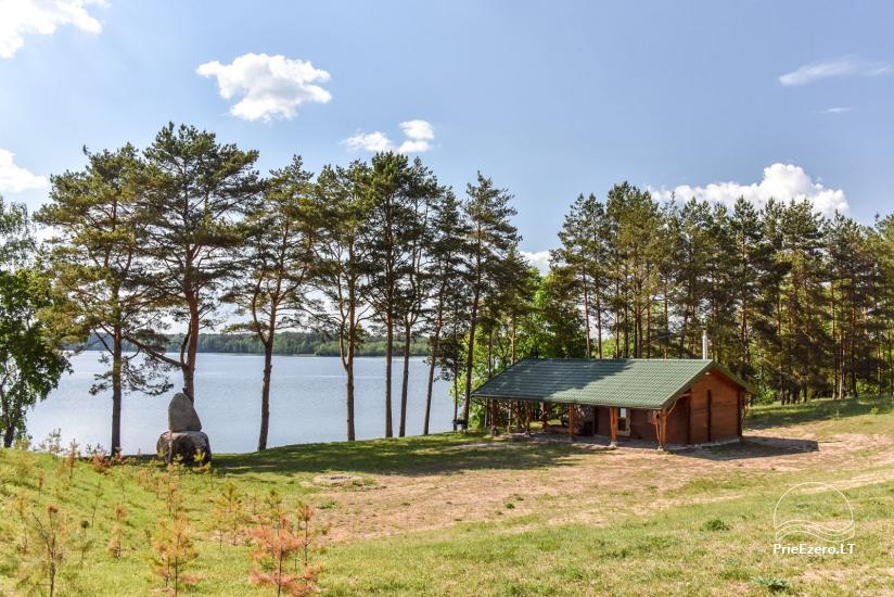 Landgut am Ufer des Sees Vencavas - 32