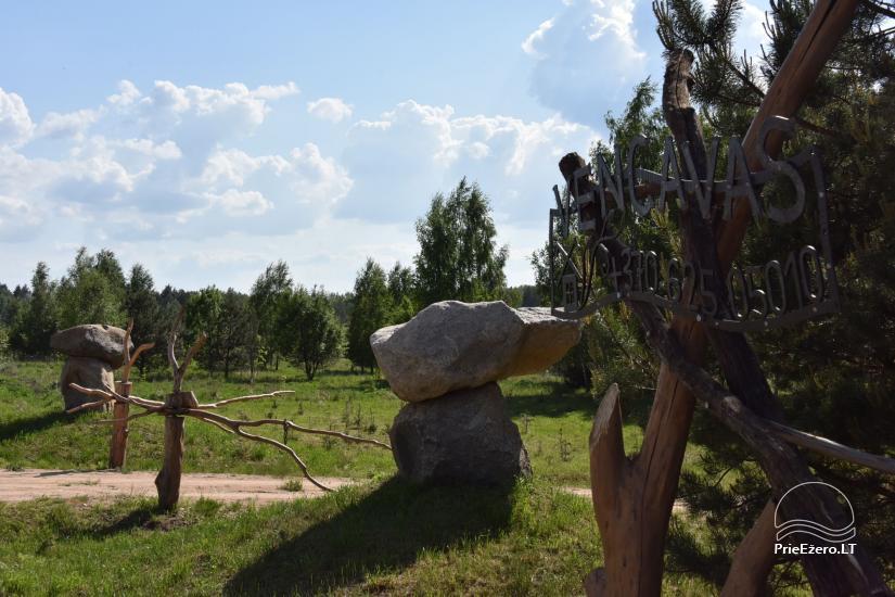 Landgut am Ufer des Sees Vencavas - 45
