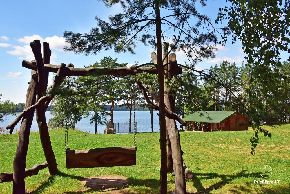 Landgut am Ufer des Sees Vencavas - 3