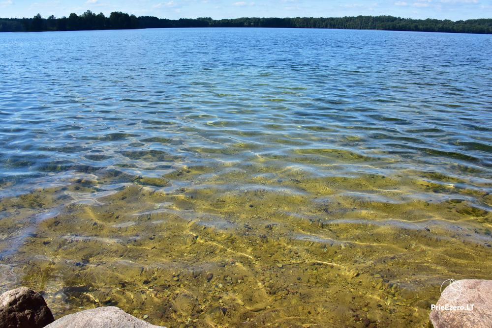 Landgut am Ufer des Sees Vencavas - 5
