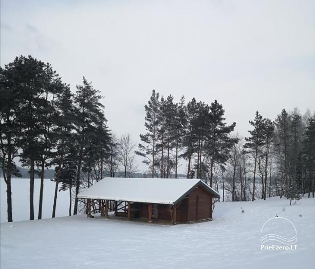 Landgut am Ufer des Sees Vencavas - 48