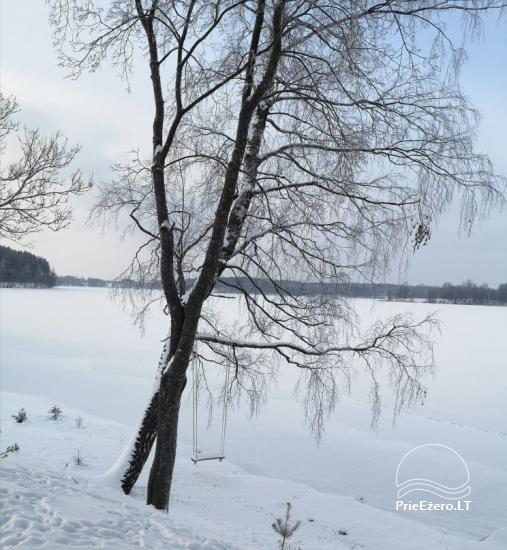 Landgut am Ufer des Sees Vencavas - 49