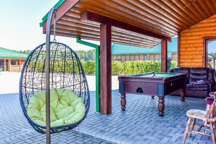 Homestead Villa Adrija: banquet hall, bathhouse, accommodation - 23