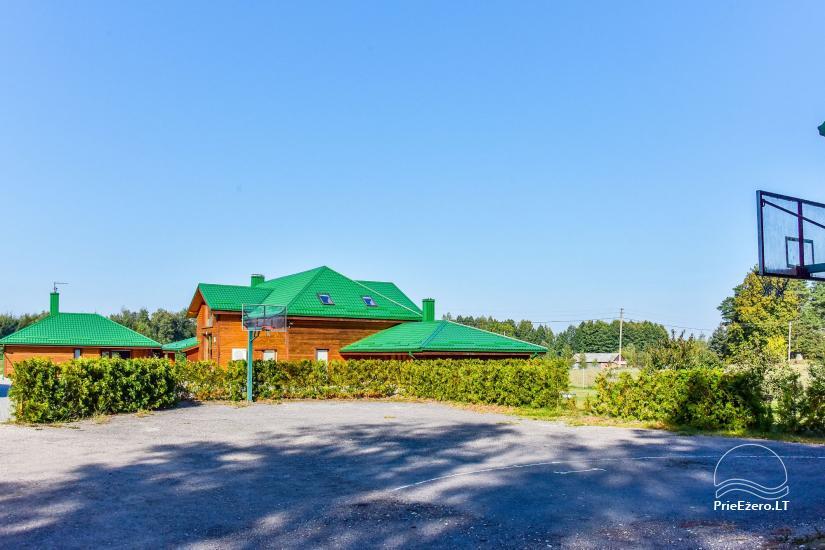 Homestead Villa Adrija: banquet hall, bathhouse, accommodation - 25
