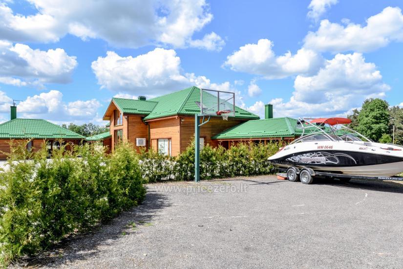 Homestead Villa Adrija: banquet hall, bathhouse, accommodation - 24