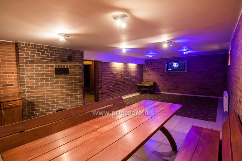 Banquet hall and sauna for rent. Rooms for Rent in Klaipeda. - 2