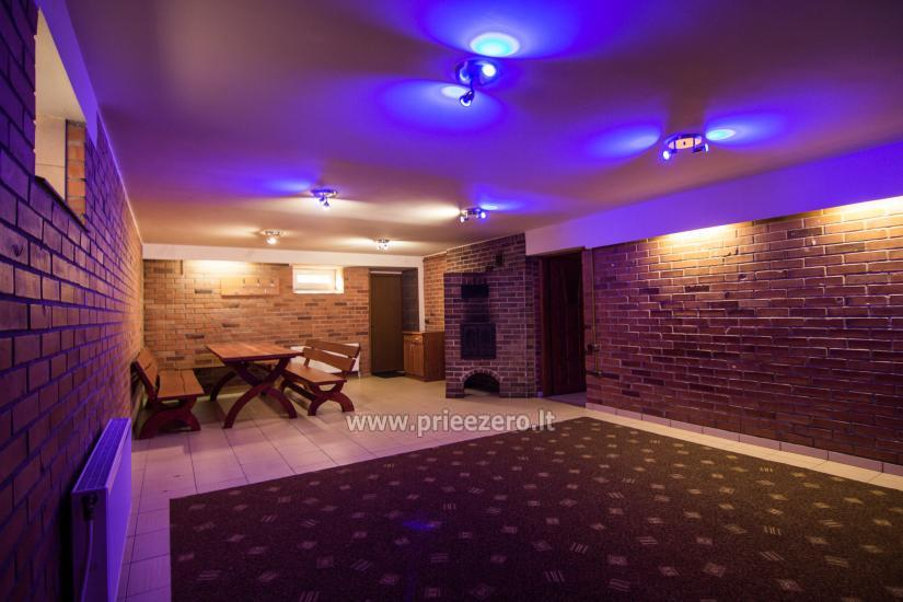 Banquet hall and sauna for rent. Rooms for Rent in Klaipeda. - 1