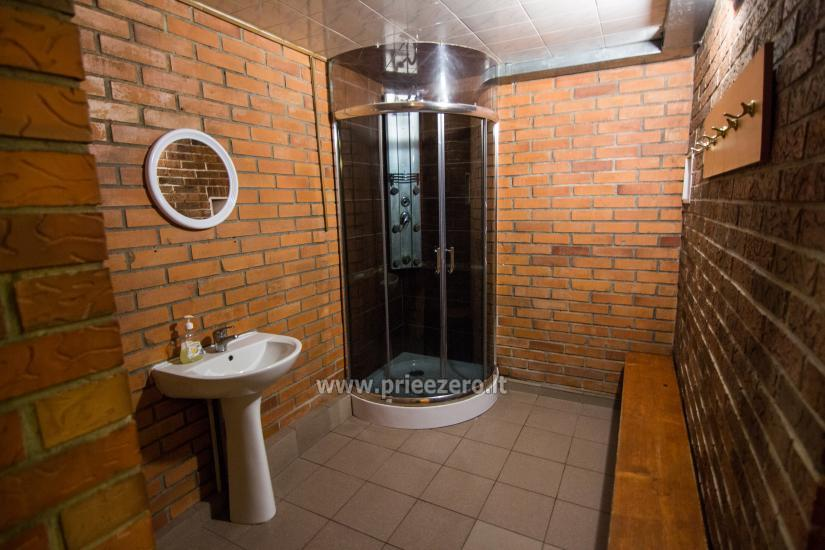 Banquet hall and sauna for rent. Rooms for Rent in Klaipeda. - 4