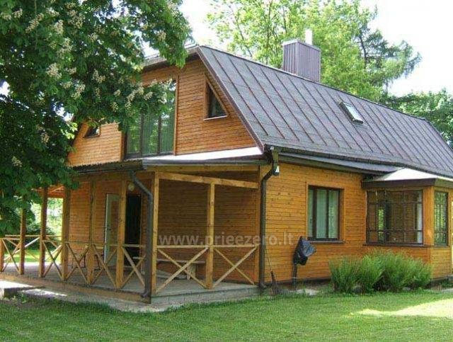 Wieś Homestead pobliżu Skaistis jeziora zaledwie 25 km od Wilna - 5