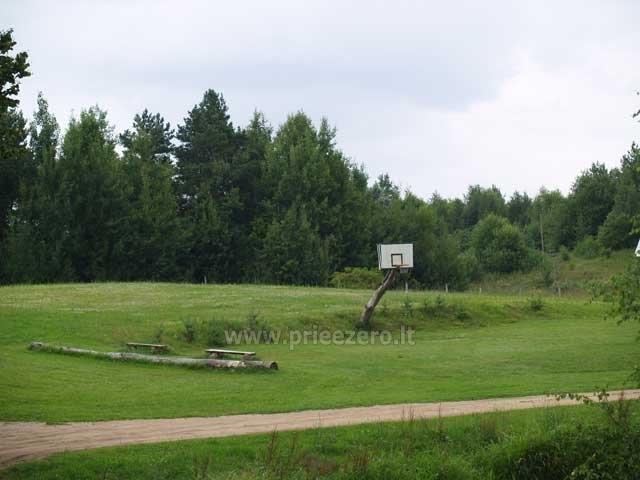 Wieś Homestead pobliżu Skaistis jeziora zaledwie 25 km od Wilna - 11