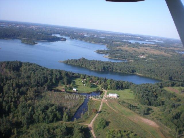Wieś Homestead pobliżu Skaistis jeziora zaledwie 25 km od Wilna - 1