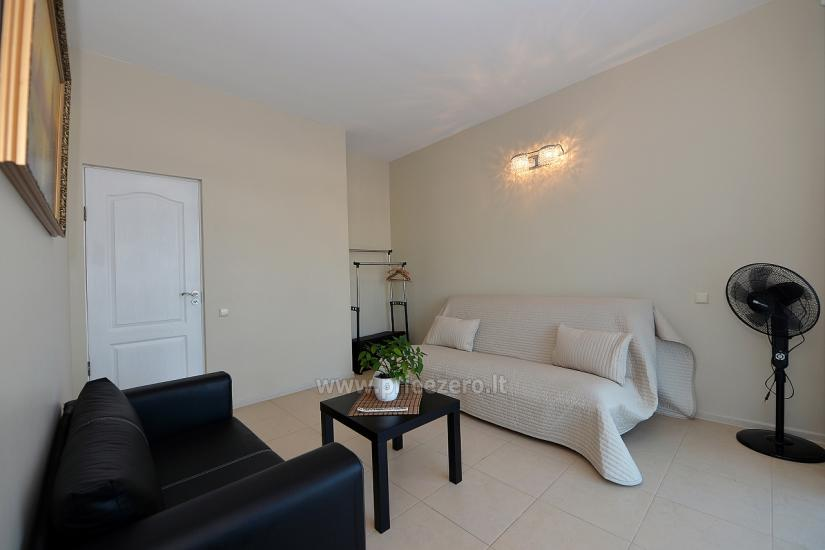 Double room with a separate entrance