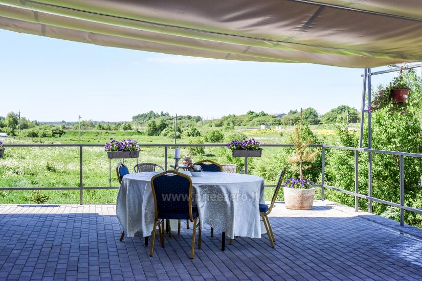 Villa MS resort for your events and accommodation 3 km from Vilnius - 7