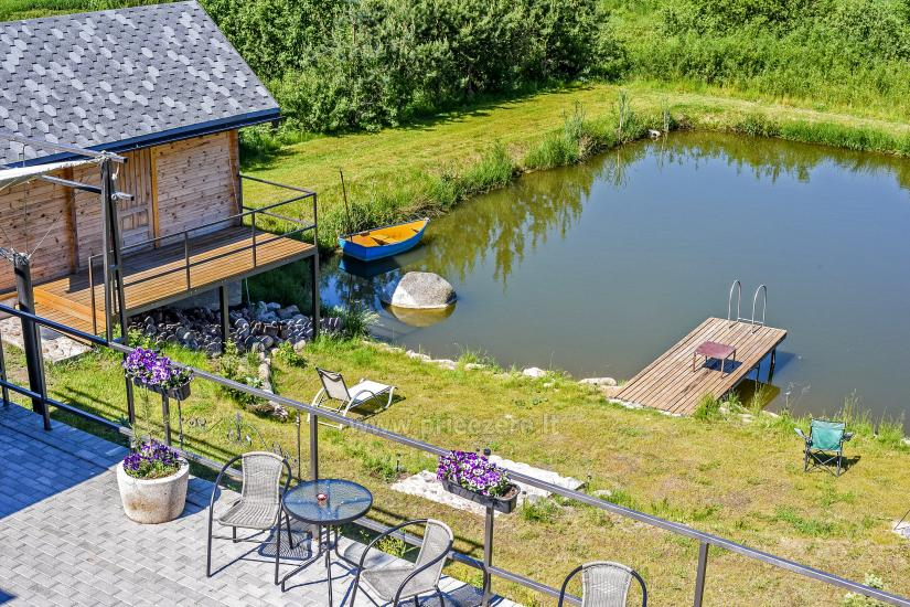 Villa MS resort for your events and accommodation 3 km from Vilnius - 48