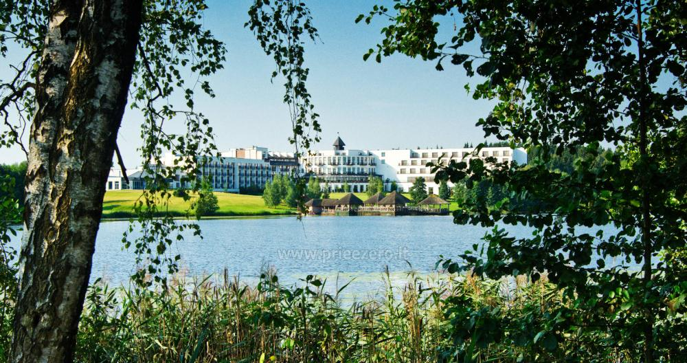 Гостиница «VILNIUS GRAND RESORT» в Вильнюсе - 2