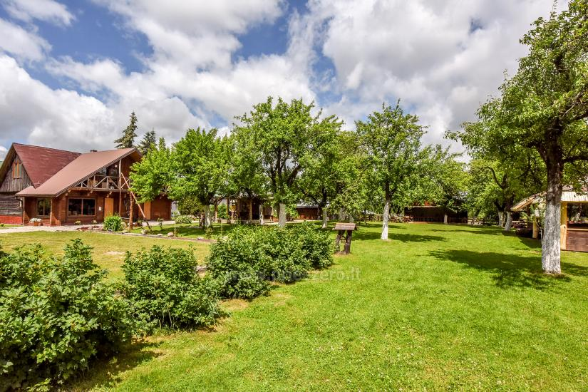 Countryside homestead in Prienai Rasos sodyba - 3