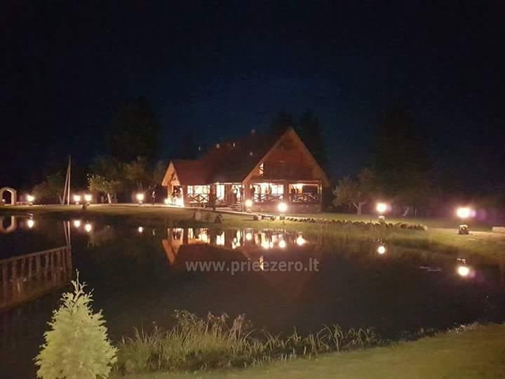 Goldener Fisch - Landgehöft mit Sauna für Feiertage und Feiern - 10