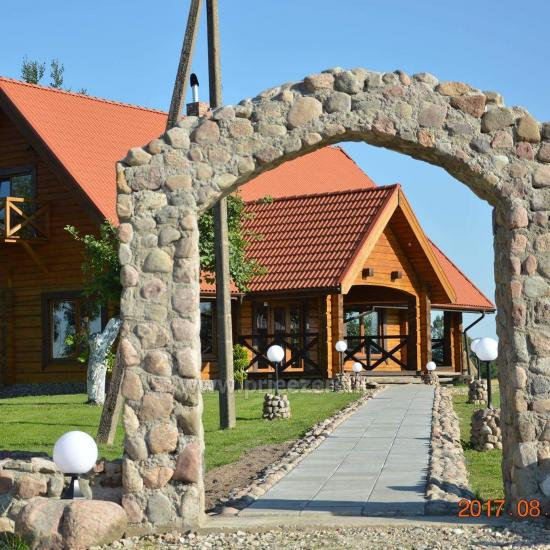 Goldener Fisch - Landgehöft mit Sauna für Feiertage und Feiern - 3