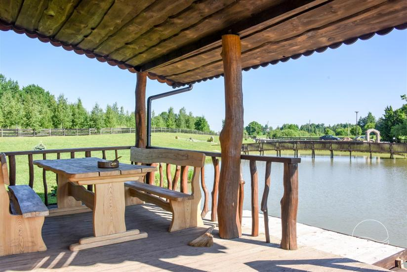 Golden fish -  countryside homestead with sauna for holidays and celebrations, canoe rental - 14