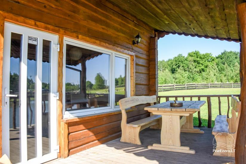 Golden fish -  countryside homestead with sauna for holidays and celebrations, canoe rental - 15