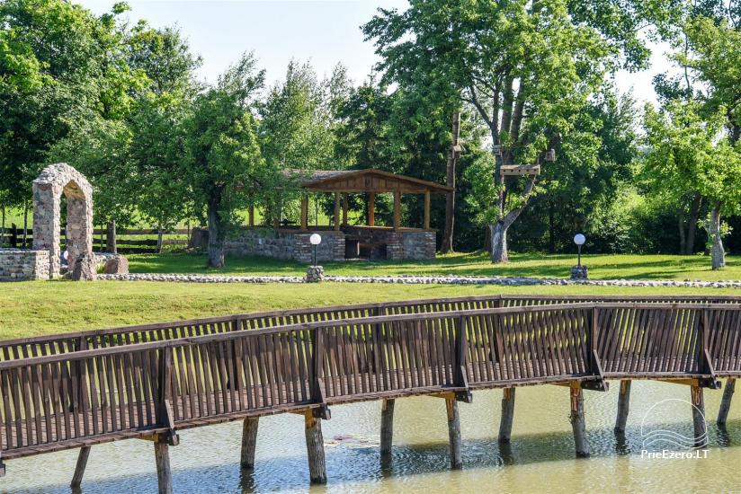 Golden fish -  countryside homestead with sauna for holidays and celebrations, canoe rental - 27