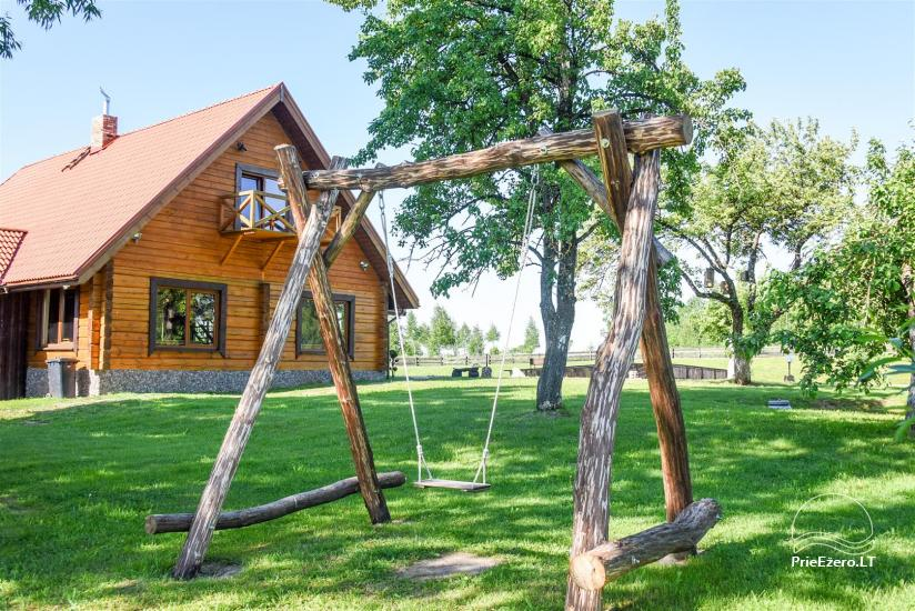 Golden fish -  countryside homestead with sauna for holidays and celebrations, canoe rental - 16
