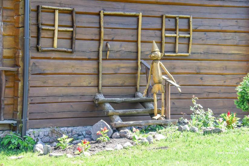 Golden fish -  countryside homestead with sauna for holidays and celebrations, canoe rental - 34