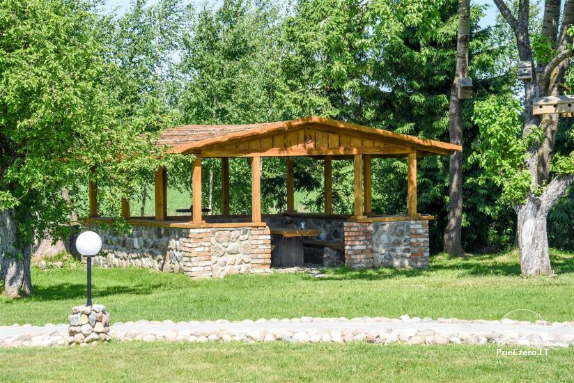 Golden fish -  countryside homestead with sauna for holidays and celebrations, canoe rental - 28