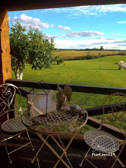 Golden fish -  countryside homestead with sauna for holidays and celebrations, canoe rental - 44
