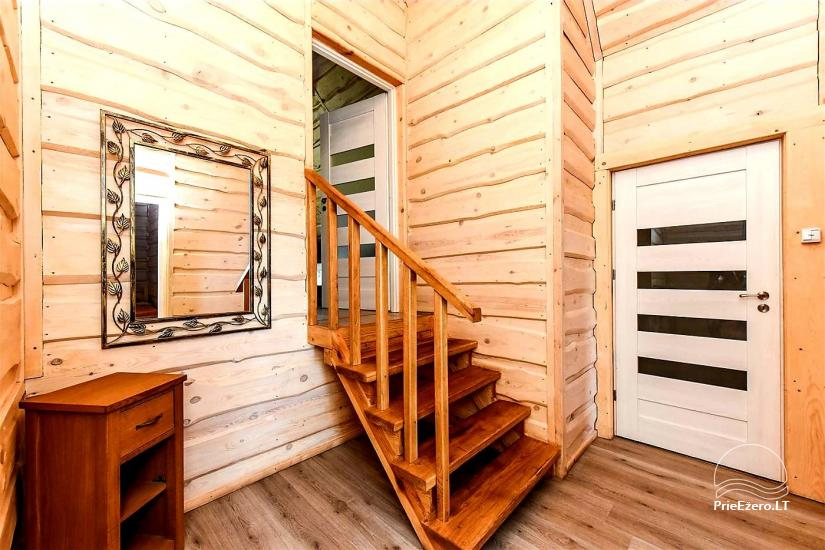 Golden fish -  countryside homestead with sauna for holidays and celebrations, canoe rental - 18