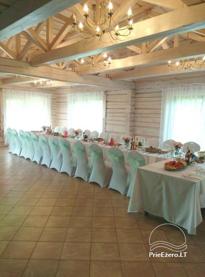 Golden fish -  countryside homestead with sauna for holidays and celebrations, canoe rental - 46