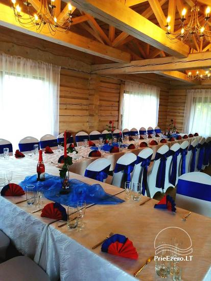 Golden fish -  countryside homestead with sauna for holidays and celebrations, canoe rental - 24