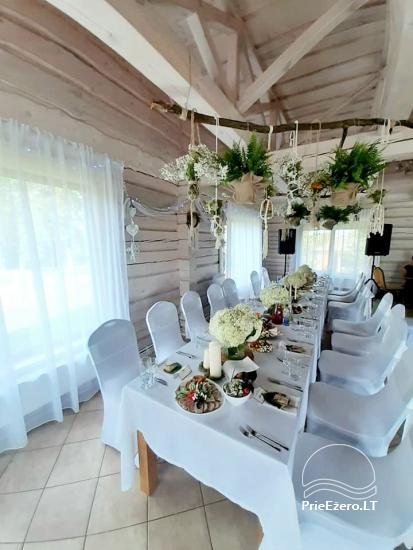 Golden fish -  countryside homestead with sauna for holidays and celebrations, canoe rental - 19