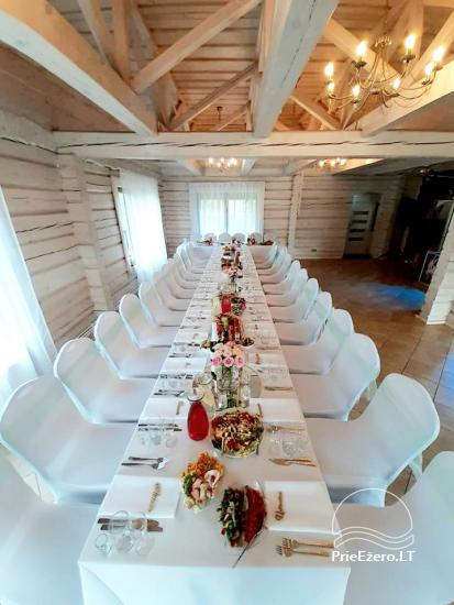 Golden fish -  countryside homestead with sauna for holidays and celebrations, canoe rental - 23
