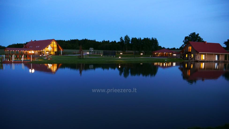 Countryside homestead with sauna Blue Wave in Lithuania - 10