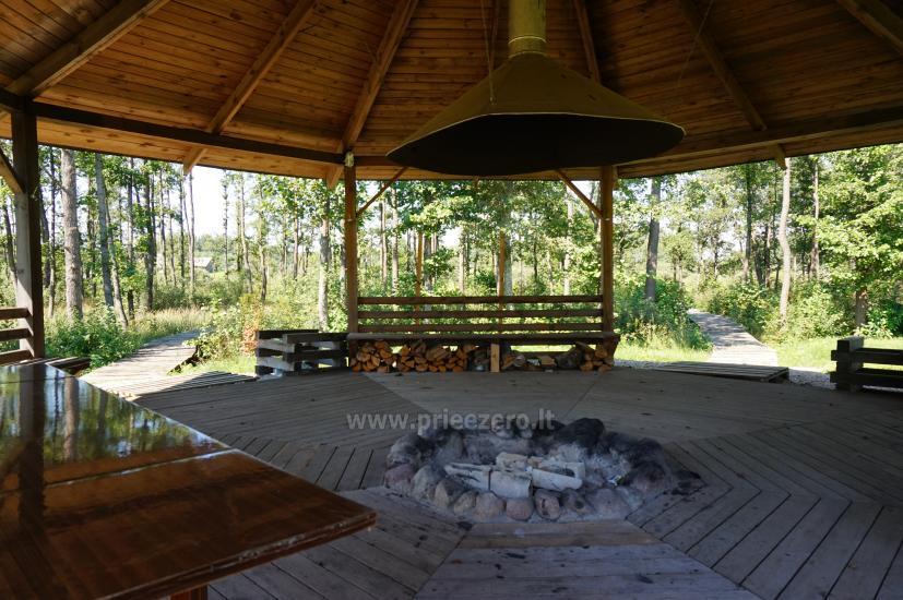 Haus für Ihren Urlaub Zverna im Bezirk Moletai - 11