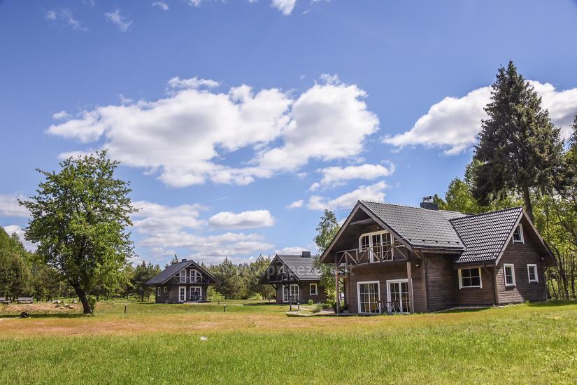 Haus für Ihren Urlaub Zverna im Bezirk Moletai - 3