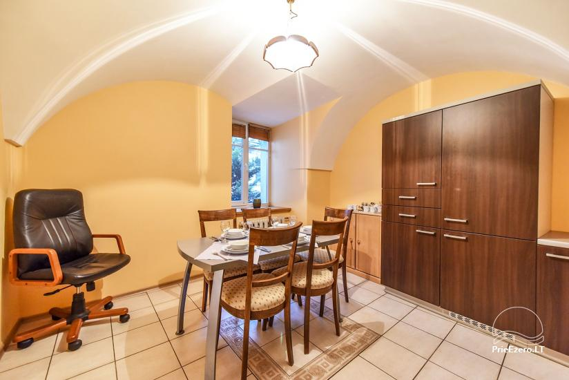 3-room apartment for rent in Vilnius Old Town Castle Street Apartment - 13