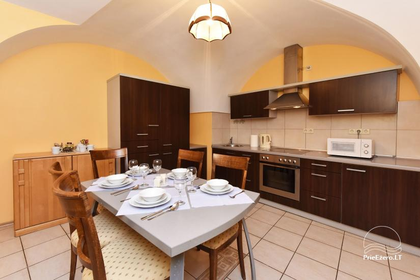 3-room apartment for rent in Vilnius Old Town Castle Street Apartment - 14