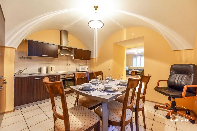 3-room apartment for rent in Vilnius Old Town Castle Street Apartment - 15