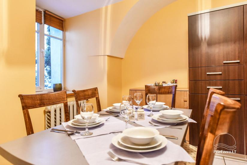 3-room apartment for rent in Vilnius Old Town Castle Street Apartment - 16