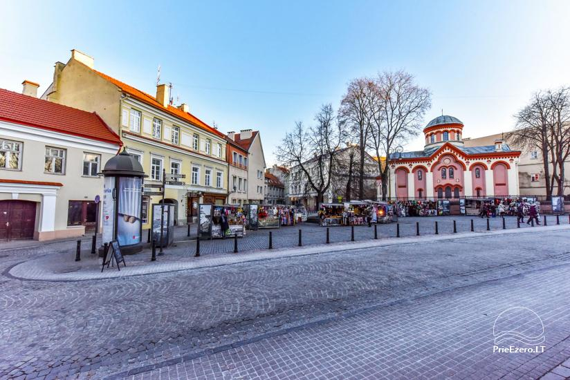 3-room apartment for rent in Vilnius Old Town Castle Street Apartment - 22