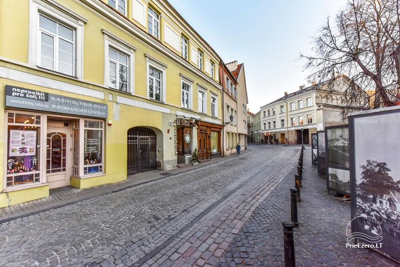 3-room apartment for rent in Vilnius Old Town Castle Street Apartment - 23